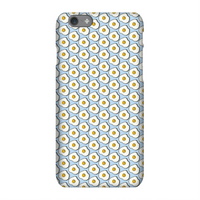 Cooking Fried Egg Pattern Phone Case for iPhone and Android - Samsung S10E - Snap Case - Matte