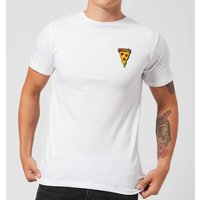 Cooking Small Pizza Slice Men's T-Shirt - XL