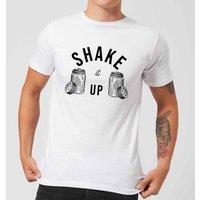 Cooking Shake It Up Men's T-Shirt - M - White