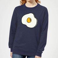 Cooking Fried Egg Women's Sweatshirt - XL