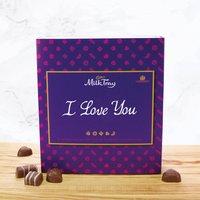 Cadbury Milk Tray - Square - I Love You - Cadbury Gifts