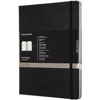 Moleskine Pro Hardcover XL Notebook - Black