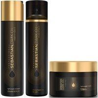 Sebastian Professional Dark Oil Deep Nourishing Bundle (Worth PS65.20)