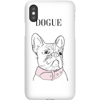 Dogue Phone Case for iPhone and Android - Samsung S6 Edge - Snap Case - Matte