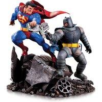 DC Collectibles DC Comics Batman Vs Superman Mini Battle Statue