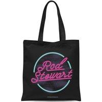 Rod Stewart Tote Bag - Black
