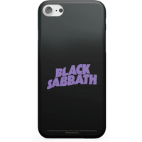 Black Sabbath Phone Case for iPhone and Android - iPhone 8 - Tough Case - Matte
