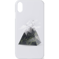 Forest Triangle Phone Case for iPhone and Android - Samsung S6 Edge Plus - Snap Case - Matte