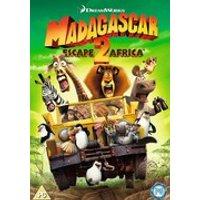Madagascar Escape 2 Africa