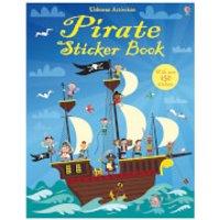 Pirate Sticker Book (Paperback) - Books Gifts