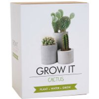 Grow It Cactus - Gadgets Gifts