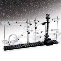 Space Coaster Marble Run