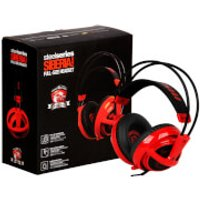 SteelSeries Siberia V2 Headset Red
