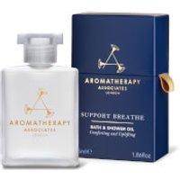 Aromatherapy Associates Support Breathe Bath & Shower Oil (55ml)