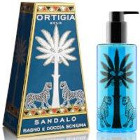 Gel de ducha con sándalo de Ortigia (250 ml)