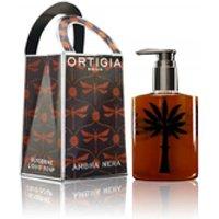 Ortigia Ambra Nera Liquid Soap 300ml