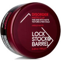 Lock Stock & Barrel Disorder Raw Earth (100g)
