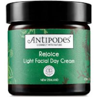 Antipodes Rejoice Light Facial Moisturiser (60ml)