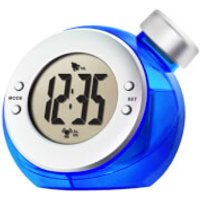 ECO Water Powered Clock - One Size - Blue - Eco Gifts