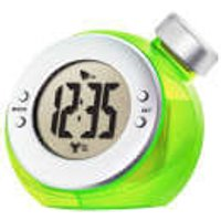 ECO Water Powered Clock - One Size - Green - Eco Gifts