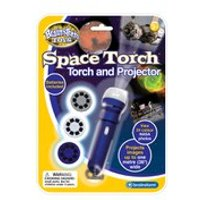 Brainstorm Toys Space Torch and Projector - Space Gifts