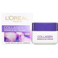 LOreal Paris Dermo Expertise Wrinkle Decrease Collagen Re-plumper Day Cream (50ml)