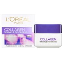 LOreal Paris Dermo Expertise Wrinkle Decrease Collagen Re-plumper Day Cream (50ml)