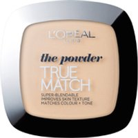 L'Oreal Paris True Match Powder Foundation (Various Shades) - Golden Ivory