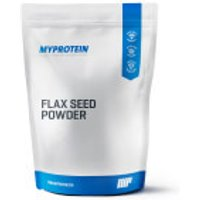 Myprotein Flax Seed Powder Cold Milled - 1kg - Pouch - Unflavoured