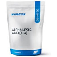 100% Alpha-Lipoic Acid - 100g - Unflavoured