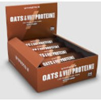 Oats & Whey Protein Bar - 18Bars - Chocolate Chip