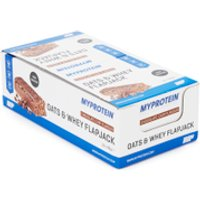 Oats & Whey - 18Bars - Box - Chocolate Chip