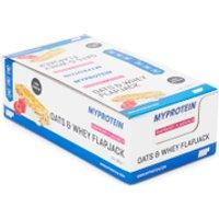 Myprotein Oats & Whey - 18Bars - Box - Real Raspberry