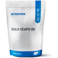 Bulk Vcaps 00 - 1000capsules - Unflavoured