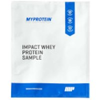 Impact Whey Protein (Sample) - 25g - Sachet - Chocolate Smooth
