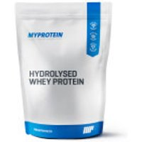 Hydrolysed Whey Protein - 2.5kg - Unflavoured