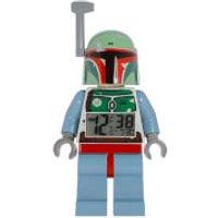 LEGO Star Wars: Boba Fett Minifigure Clock