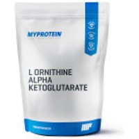 L Ornithine Alpha Ketoglutarate - 250g - Pouch - Unflavoured