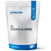 DL Phenylalanine - 250g - Pouch - Unflavoured