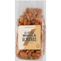 All-Natural Whole Almonds - 400g - Unflavoured