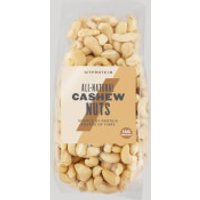 All-Natural Cashew Nuts - 400g - Unflavoured