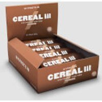 Myprotein Cereal Bar - 18 x 30g - Double Chocolate