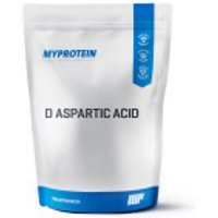 D Aspartic Acid - 250g - Pouch - Unflavoured