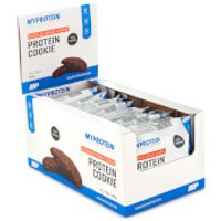 Myprotein Protein Cookie - 12 x 75g - Double Chocolate