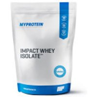 Impact Whey Isolate - 2.5kg - Pouch - Unflavoured