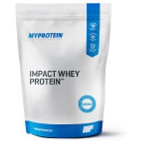 Impact Whey Protein - 2.5kg - Stevia - Strawberry