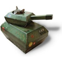 Cat Tank Playhouse - Playhouse Gifts