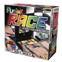 John Adams Rubiks Cube Race