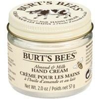 Burts Bees Almond & Milk Hand Cream 57g