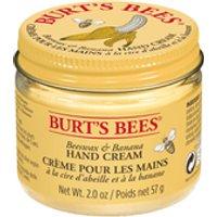 Burts Bees Beeswax and Banana Hand Cream 57g